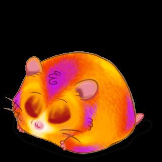 Hamster Halloween