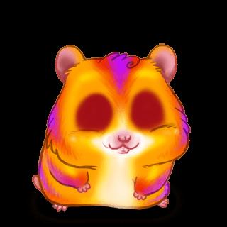 Adopte un(e) Hamster Halloween