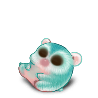 Adopte un(e) Hamster Turquoise