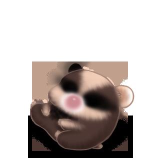Adopte un(e) Hamster Mandou