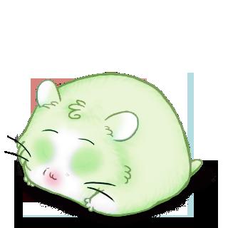Adopte un(e) Hamster Pistache