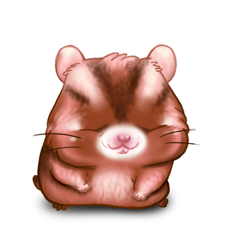 Hamster Toffee