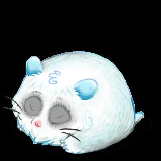 Hamster Yéti