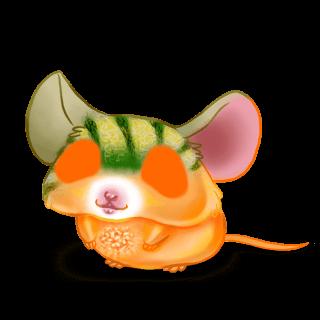 Adopte un(e) Souris Melon