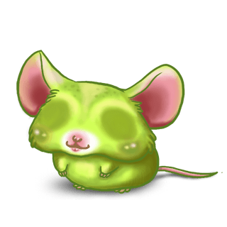 Souris Ogre