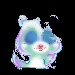 Hamster Paillettes