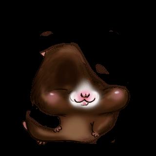 Adopte un(e) Hamster Chocolat