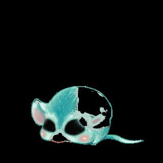 Adopte un(e) Souris Turquoise